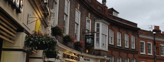 The King and Castle (Wetherspoon) is one of All-time favorites in United Kingdom.