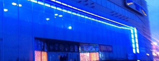 ТРК «Пулково III» is one of Торговые центры в Санкт-Петербурге.