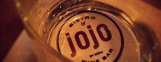 JoJo Bistro & Wine Bar is one of favorite Rochester restaurants.