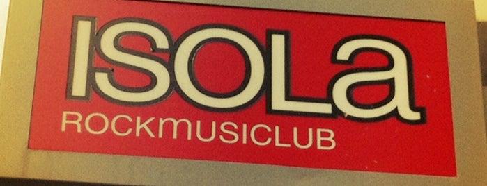 Isola Rock Music Club is one of I Love Copenhagen! #4sqcities.