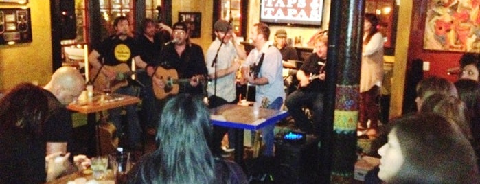 Belcourt Taps is one of Nashville to-do.