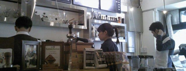 Coffee LEC is one of Cafes in Seoul.