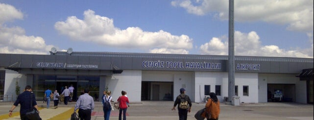 Kocaeli Cengiz Topel Airport (KCO) is one of Airports in Turkey.