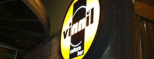 Vinnil Cultura Bar is one of Eu bebo sim e, estou vivendo..
