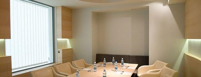 Antares Hotel Gdynia is one of Szkolenia z Inspiros.