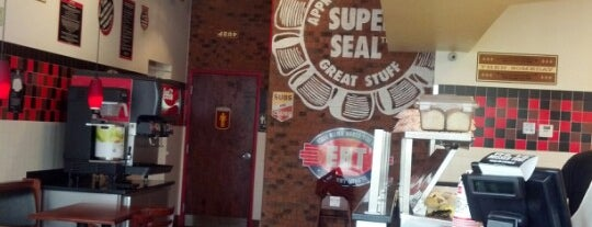 Jimmy John's is one of Peewee's Big Ass South Florida Food Adventure!.