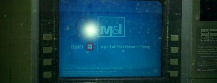 BMO Harris Bank is one of Elm Grove.