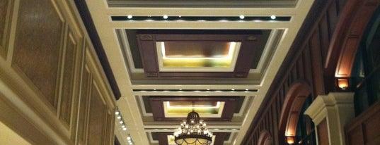Manchester Grand Hyatt San Diego is one of HYATT Hotels and Resorts.