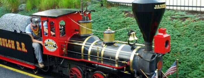 Dry Gulch Railroad is one of Favorite Arts & Entertainment.