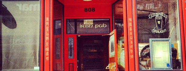 Fado Irish Pub is one of DC going out guide..