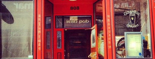 Fado Irish Pub is one of Washington DC.