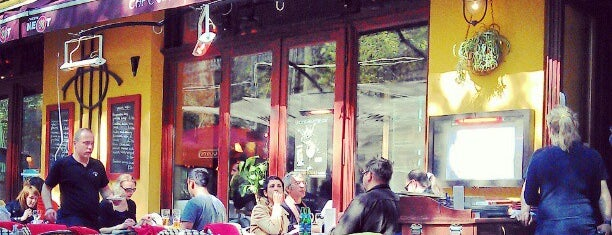 Café Vian is one of Budapest i love.