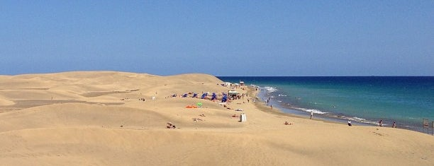 Playa de Maspalomas is one of Prive.