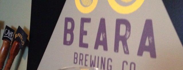 Beara Irish Brewing Company is one of New England Breweries.