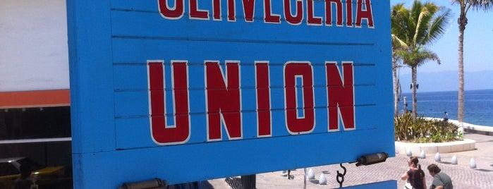 La Cerveceria Union is one of vallarta.