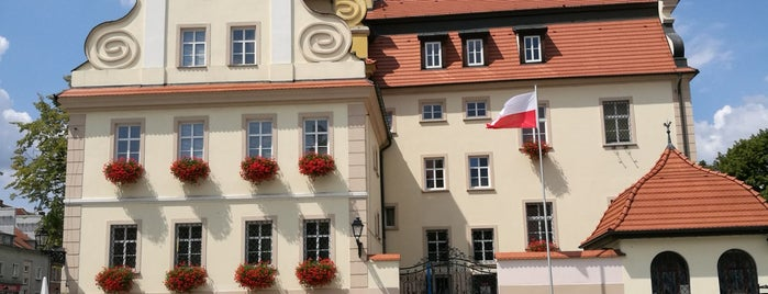 Wołów is one of Wroclaw-erasmus.