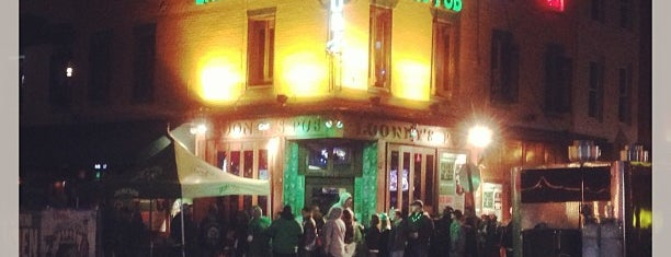 Looney's Pub is one of Canton Tour.