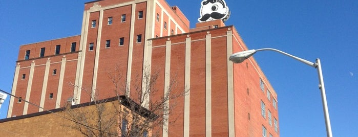 Natty Boh Tower is one of 50 Years of Baltimore Preservation Award Winners.