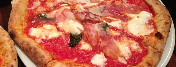 Verde Pizza Napoletana is one of Date Night.