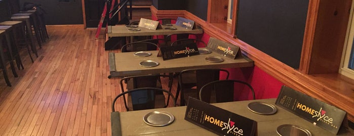 HomeSlyce is one of Canton Restaurants, Bars, and Taverns.