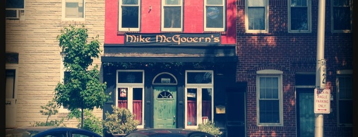 Mike McGovern's Irish Pub is one of Canton Restaurants, Bars, and Taverns.