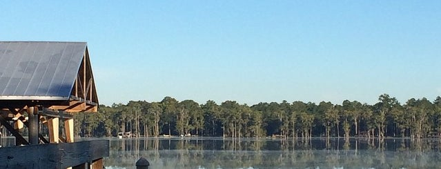 FSU Rez is one of Get out and enjoy the fresh air in Tallahassee.