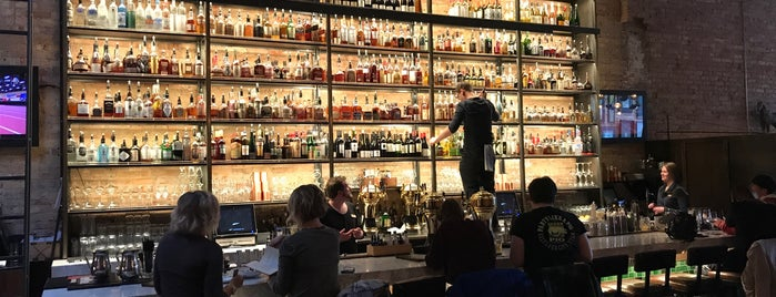 White Horse Spirits & Kitchen is one of A Cocktail Bar For Everywhere.