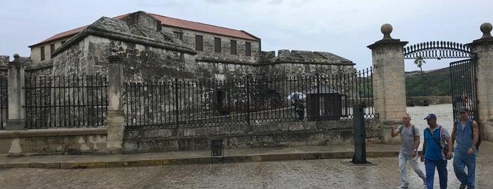 Castillo de la Real Fuerza is one of Kuba.