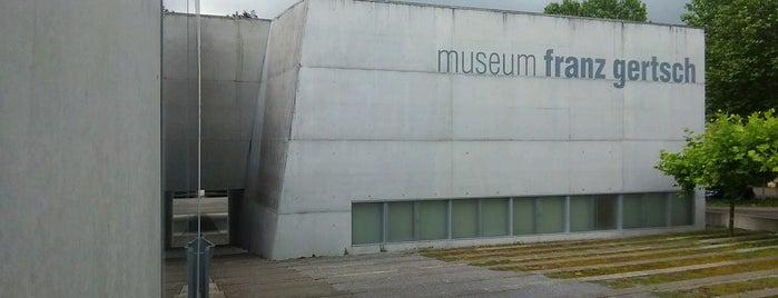 Franz Gertsch is one of Gratis ins Museum.