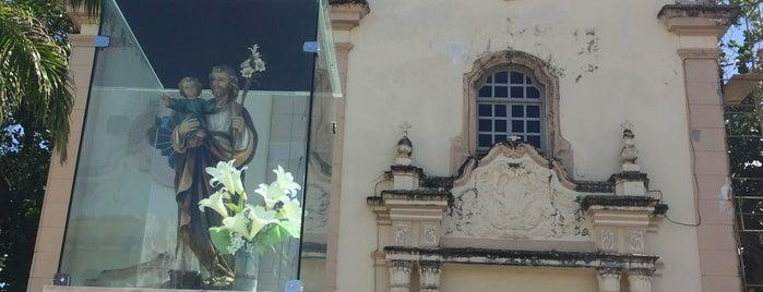 São José da Coroa Grande is one of Prefeitura.