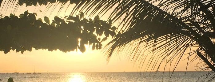 Ribeira is one of Lugares para curtir o pôr do sol em Salvador.
