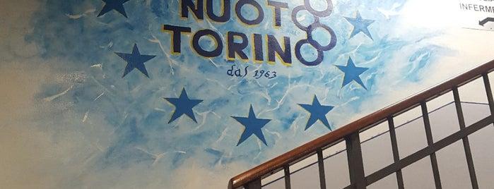 Piscina Sebastopoli is one of ZeroGuide • Torino.