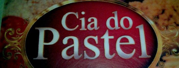 Cia do Pastel is one of Coxinha ao Caviar.