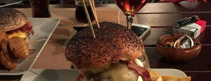 Ham Holy Burger is one of Pappa a Roma!!!.