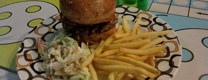 Options -  Cafe & Restaurant is one of Eating Escapades.