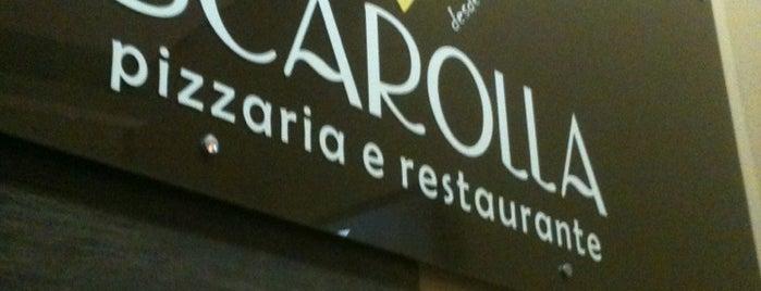 Scarolla Pizzaria e Restaurante is one of Pontos Turisticos Essenciais Goiania.