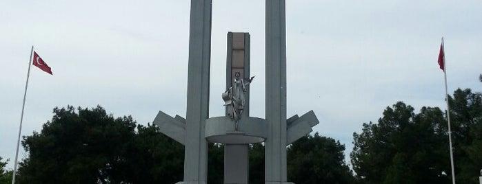 Lozan Barış Anıtı is one of Tarih/Kültür (Marmara).