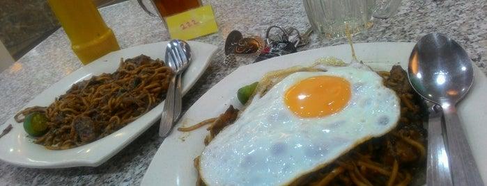 Restoran Azhar Maju is one of Top 10 favorites places in Kuala Lumpur, Malaysia.