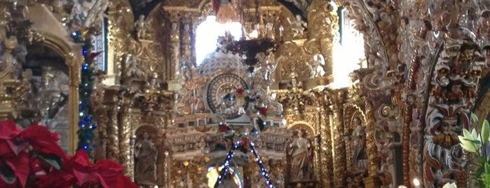 Templo de Santa María Tonantzintla is one of Huuuuubnhuuuuuuuu.