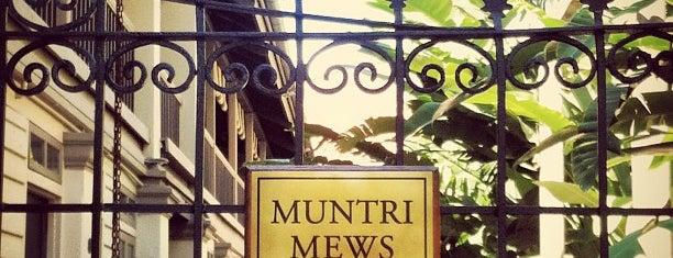 Muntri Mews is one of Café | Penang.