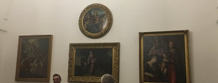 Galeria Porczyńskich is one of Albreht Durer.