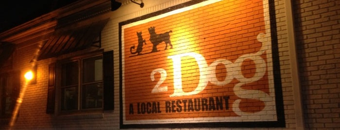 2 Dog Restaurant is one of Dining Tips at Restaurant.com Atlanta Restaurants.