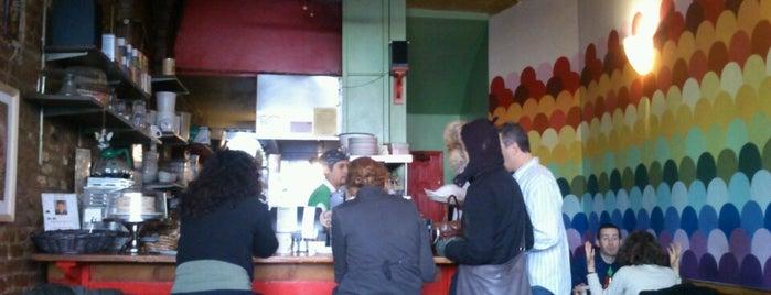Bliss Cafe is one of Vegan/Vegetarian restaurants.