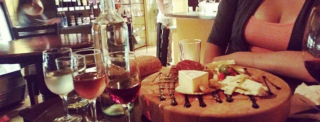 Wine & Cheese is one of Local area.