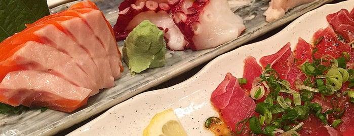 En Japanese Dining Bar is one of Food.