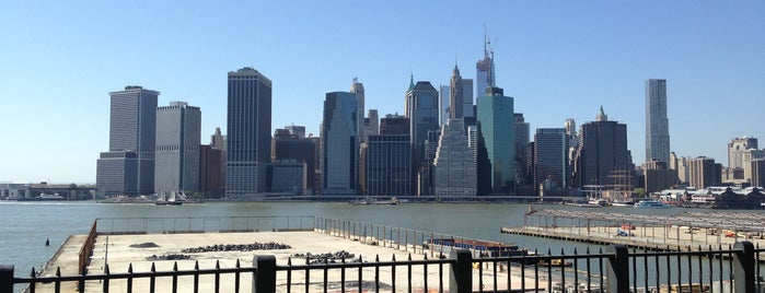 Brooklyn Heights Promenade is one of Places to visit NYC 2013.