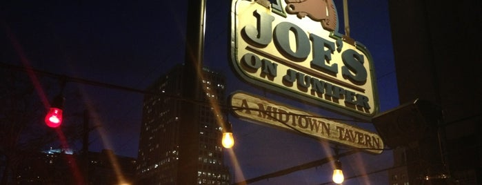 Joe's on Juniper is one of Atlanta.