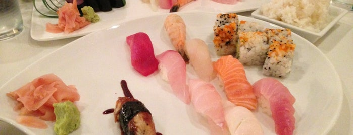 Friends Sushi is one of CHICAGO: EAT,SHOP,DAZE.