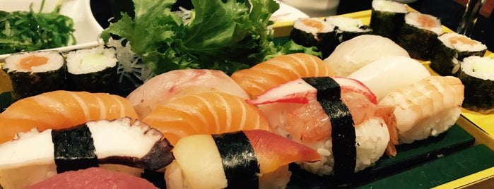 Ginza is one of 20 favorite restaurants.