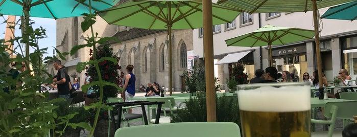 Wirtstuben Munsterhof is one of Zürich ••Spotted••.